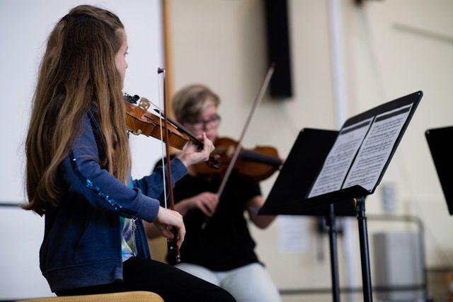 Solem Quartet in Aberystwyth 2014 by Keith Morris