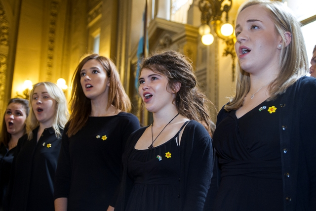 National Youth Choir of Walesw