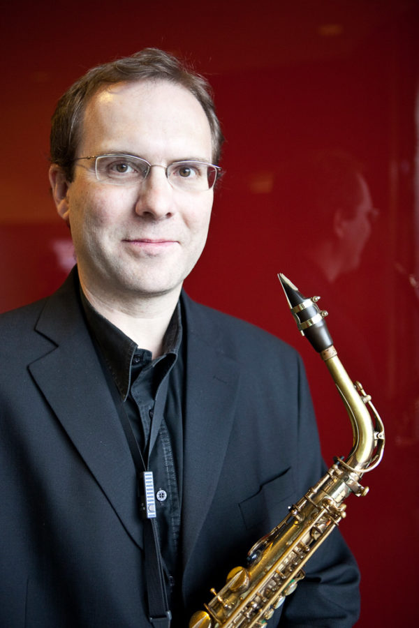 Saxophone Masterclass with Kyle Horch