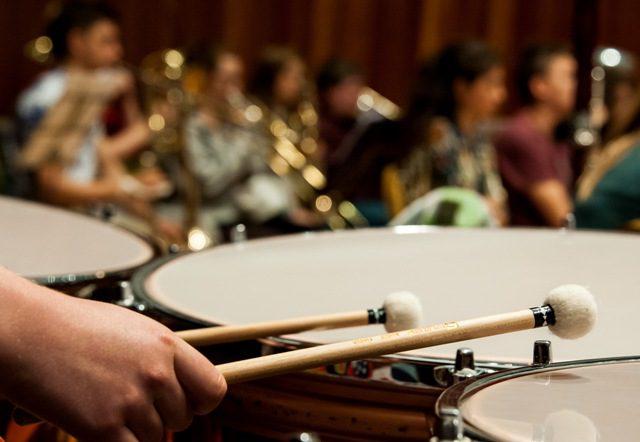 Percussion Masterclass with Simone Rebello