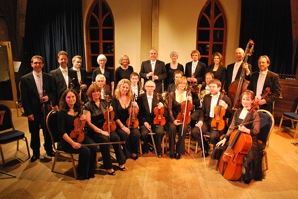 Welsh Chamber Orchestra with Jeremy Huw Williams
