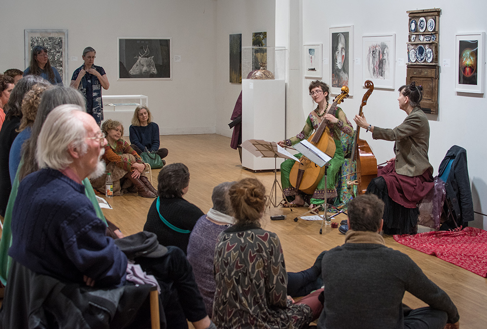 Music and Art: Radical Craft with Sianed Jones and Ailsa Mair Hughes