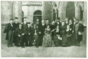 Aberystwyth's Musical History:  Aberystwyth University Music Department