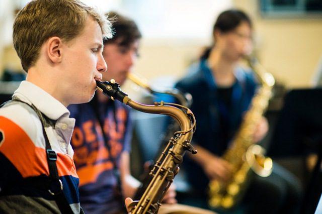 Showcase Concert - Saxophones