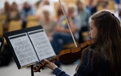 MusicFest Aberystwyth Summer School Courses for 2017