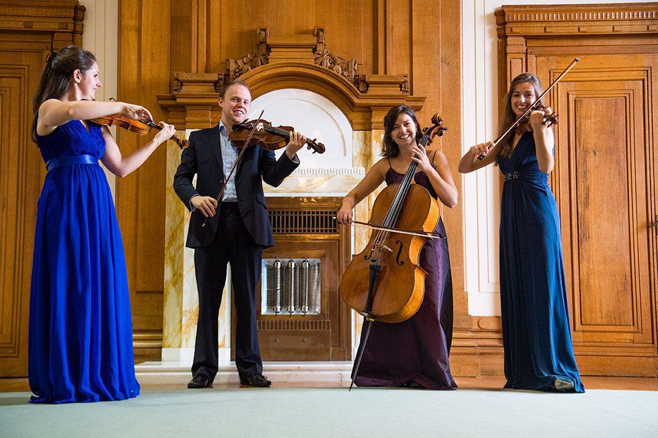 Evening Recital - Solem String Quartet