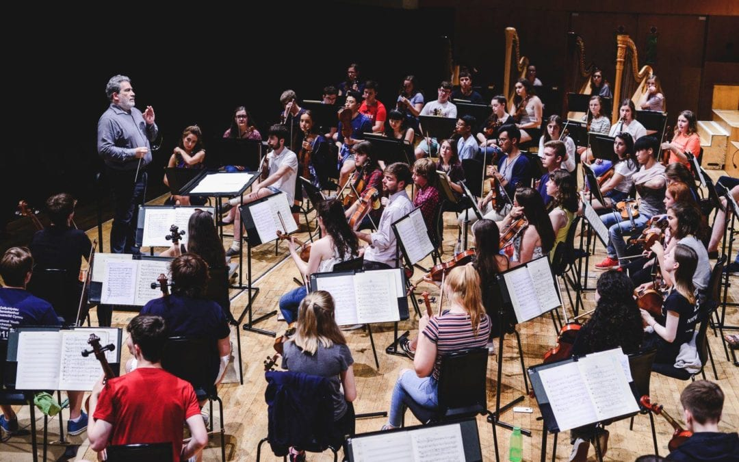 National Youth Orchestra of Wales