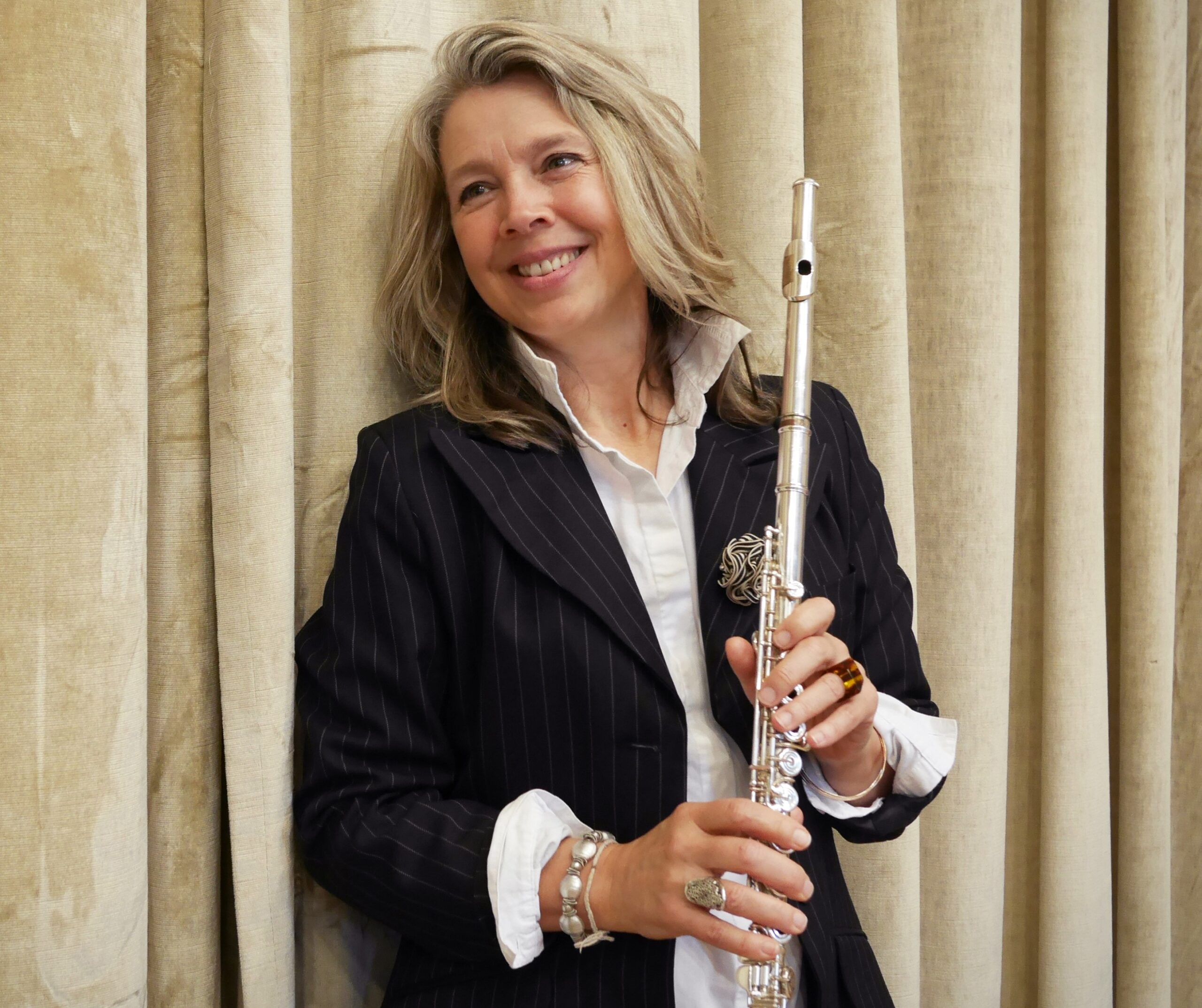 Flute with Karen Jones